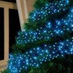 Blue Christmas Tree Decorating Ideas Adding Cool Elegance