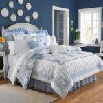 Blue Gray Bedding Sets Spillo Caves