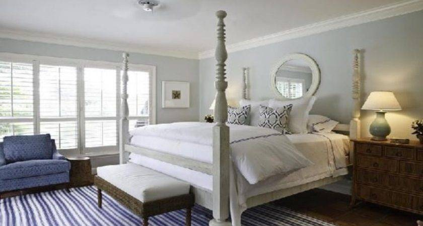 Blue Gray Bedroom Color Scheme