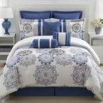 Blue Gray Comforter Set Home Design Ideas