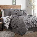 Blue Gray Comforter Sets King Best