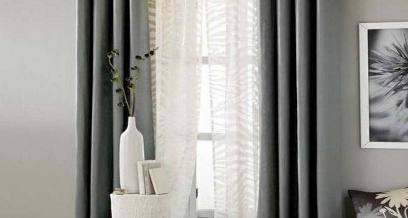 Blue Gray Decorating Ideas Curtain Colors Beige