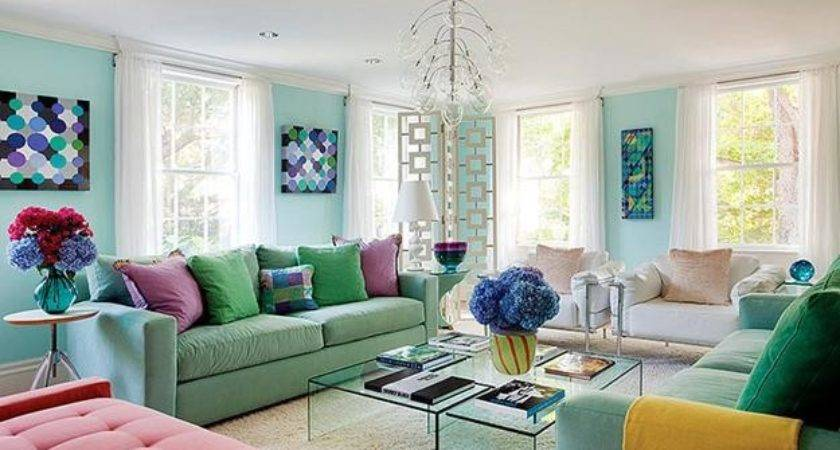 Blue Green Color Schemes Creating Spectacular