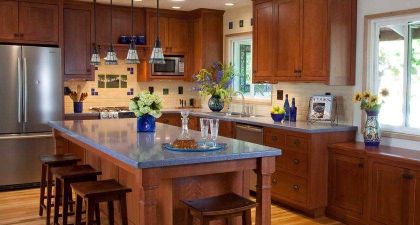Blue Kitchen Design Ideas Quicua