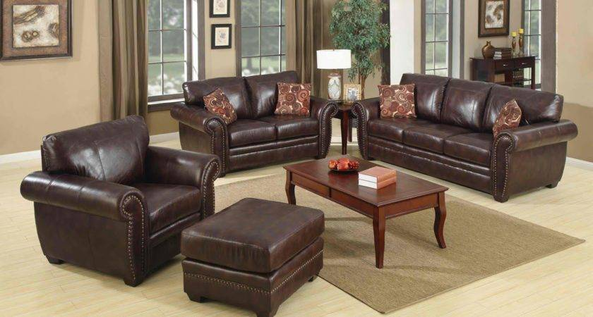 Blue Living Room Brown Sectional Remarkable Ideas