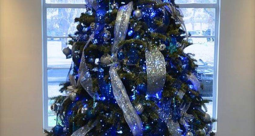 Blue Silver Tree Photograph Michael Anthony