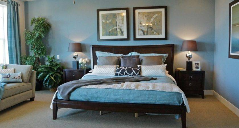 Blue Traditional Bedrooms Decor Ideas Enhancedhomes