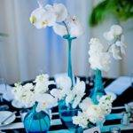 Blue Wedding Decoration Table Centerpieceswedwebtalks