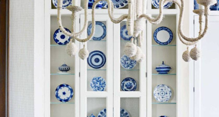 Blue White Home Decor Decoration Ideas