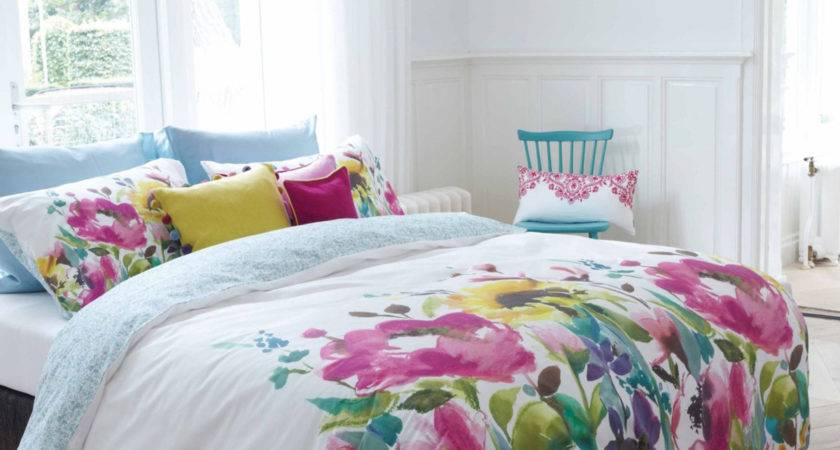 Bluebellgray Giverny Duvet Cover Set Mckenzie Willis