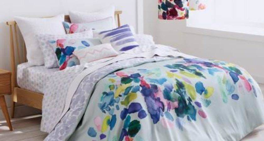Bluebellgray Palette Duvet Cover Set Queen