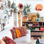 Bohemian Living Room Ideas Decoholic