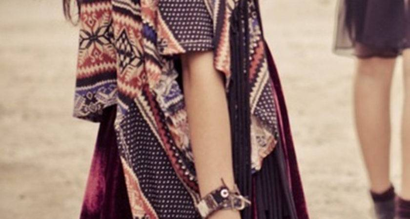 Boho Chic Style Inspirations Outfit Ideas
