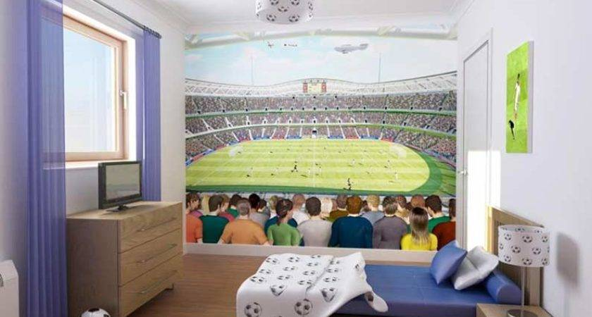 Boys Wall Stickers Bedroom Design