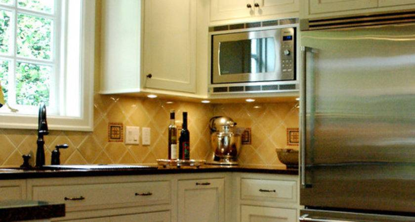 Brand Microwave Deep Upper Cabinets