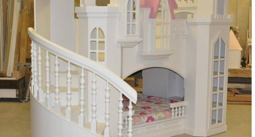 Braun Castle Bunk Bed Perfect Princess