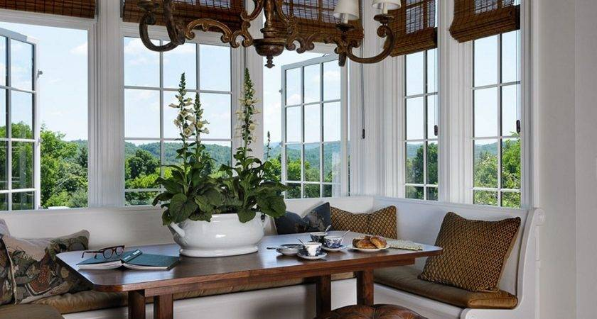Breakfast Nook Ideas References Your Home