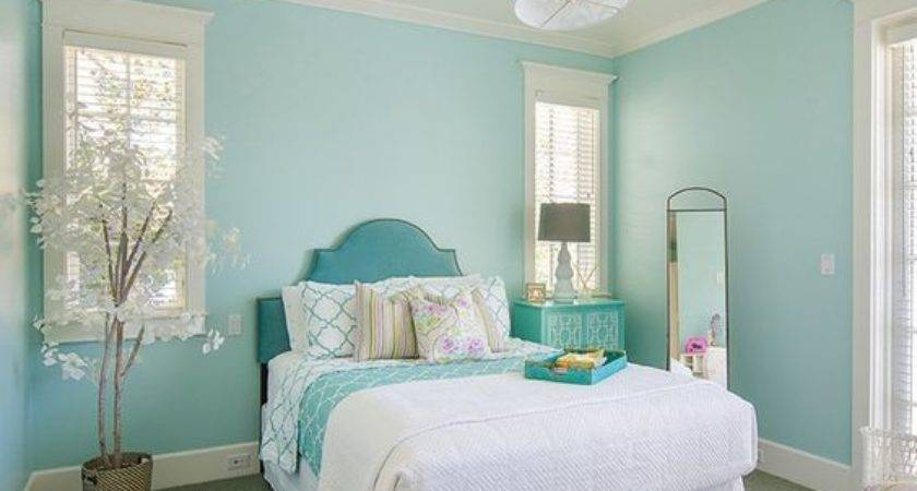 Breathtaking Turquoise Bedroom Ideas