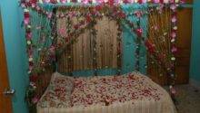 Bridal Bedroom Decoration Flowers Small Spaces