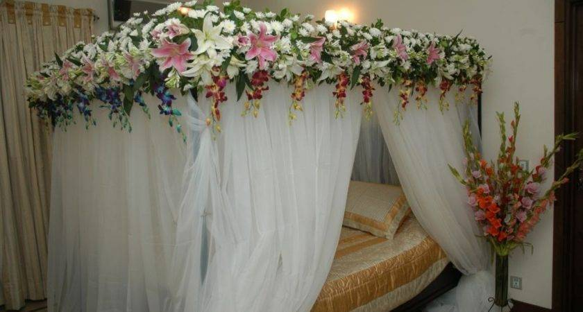 Bridal Bedroom Design Classic Theme Beautiful Bed