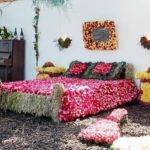 Bridal Wedding Bedroom Decoration Designs Ideas