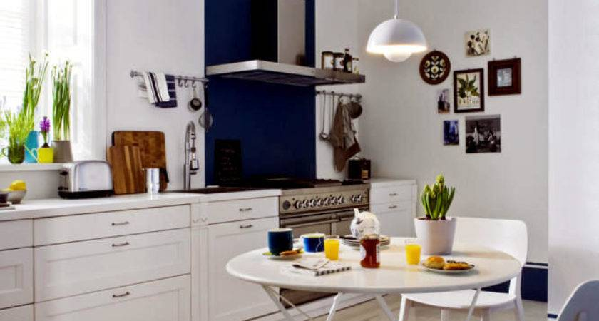 Bright Kitchen Classic Danish Design Interior