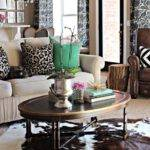 Brilliant Cheetah Print Living Room Ideas Regarding