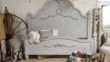 Brilliant Grey Shabby Chic Bedroom Furniture Within