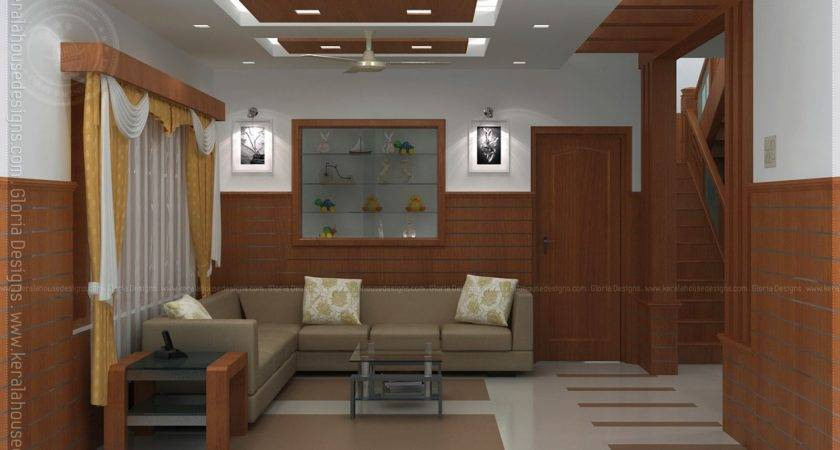 Brilliant Living Room Interior Design Kerala Homes Decor