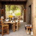 Bring Natural Scheme Into Home Decorations Rustic
