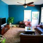 Brown Blue Green Living Room Ideas Design
