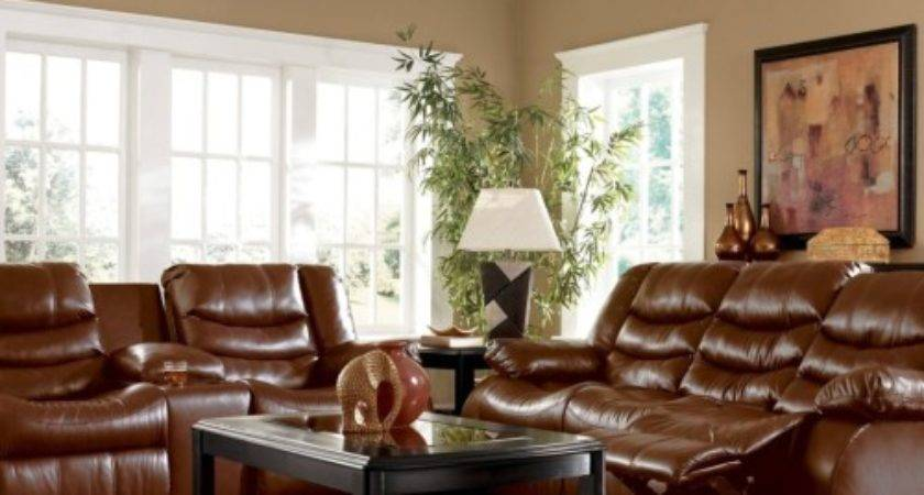 Brown Couch Living Room Wall Colors Home Garden