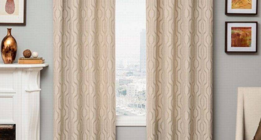 Brown Curtains Gray Walls Admirable Curtain Color