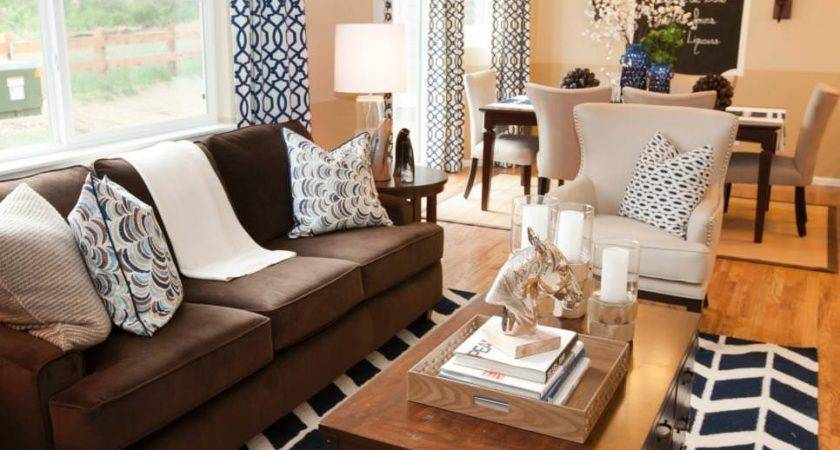Brown Living Room Designs Decorating Ideas Design