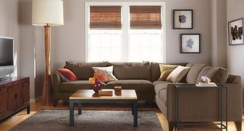 Brown White Living Room Decorating Ideas