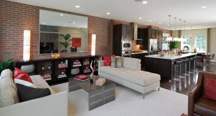 Brownstone Collection Montague Contemporary Living