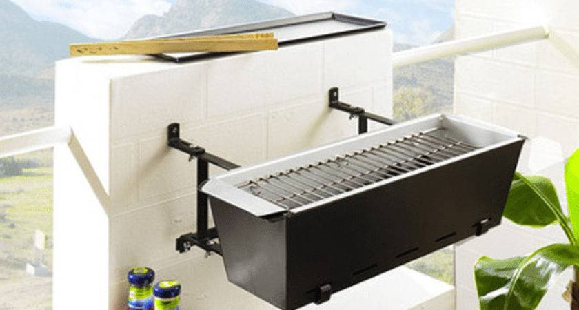 Bruce Handrail Grill Fits Your Balcony Gadget Review