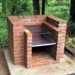 Build Brick Barbecue Your Backyard Icreatived