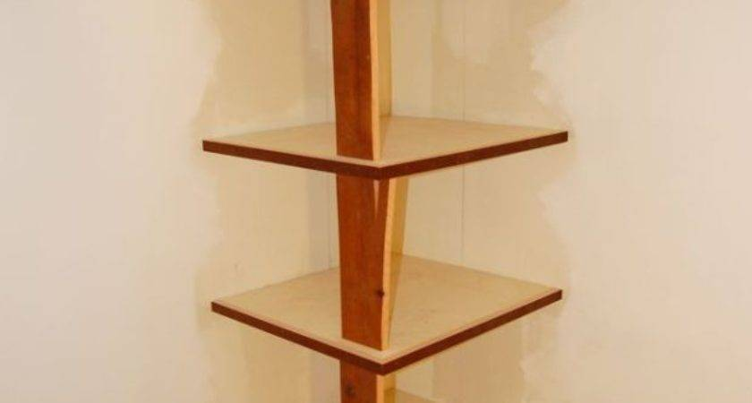 Build Corner Shelf Unit Plans Diy