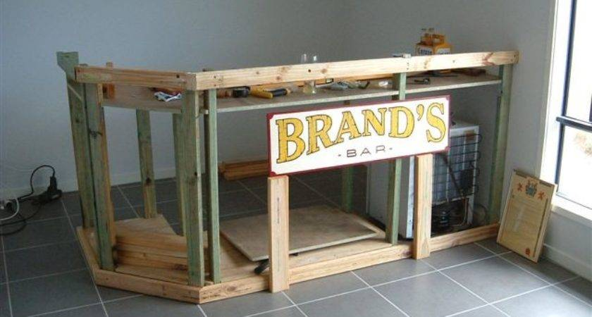 Build Your Own Home Bar Kit Design