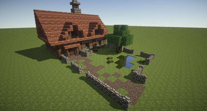 Build Your Very Own Cosy Cottage Minecraft