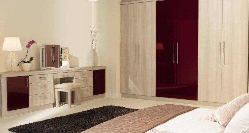 Built Bedroom Cabinets Designs Fitted