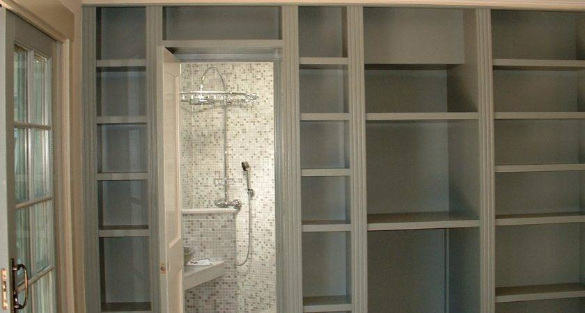 Built Bookcases Special Intimate Storage