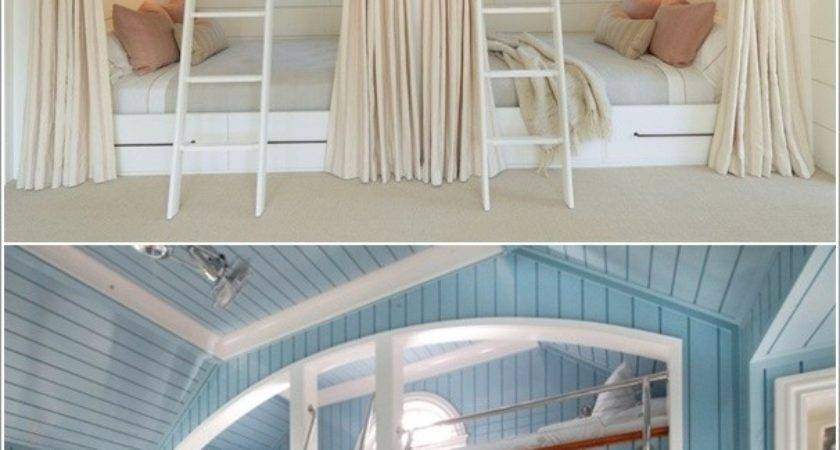 Built Bunk Bed Kids Rooms Clever Space