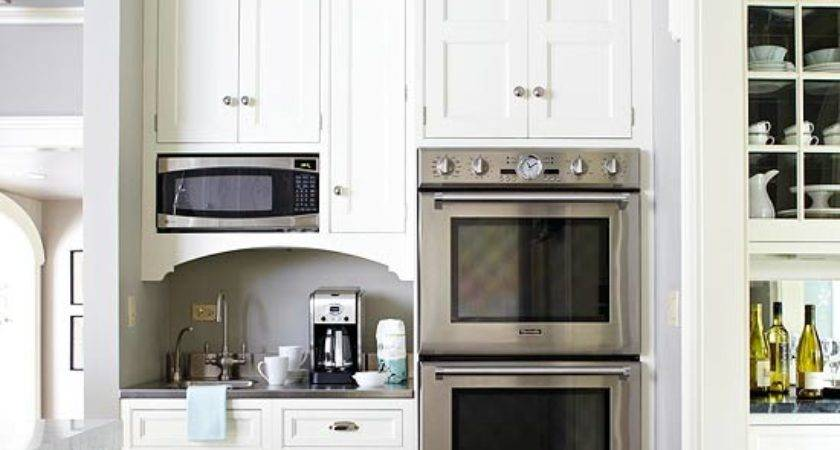 Built Microwave Design Ideas