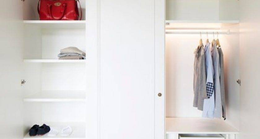 Built Wardrobe Home Design Ideas Remodel