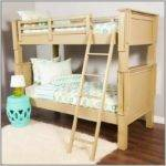 Bunk Bed Loft Desk Plans Home Decorating
