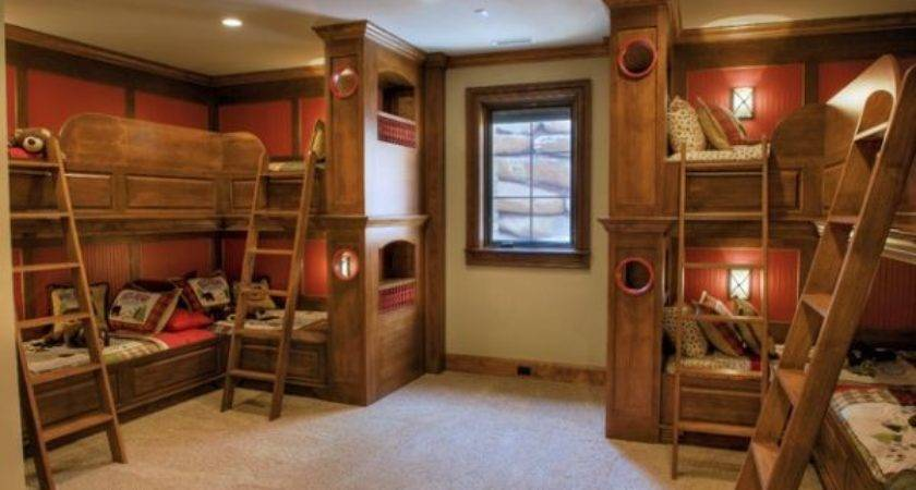 Bunk Beds Four Wonderful Space Saving Additions