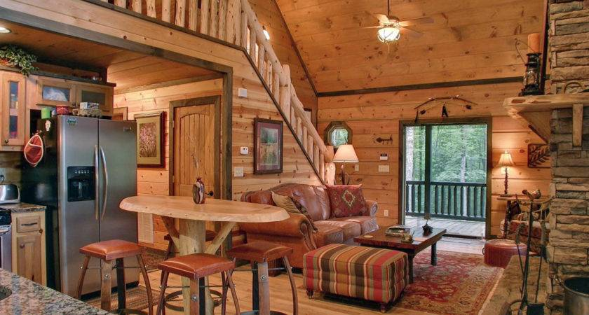 Cabins Vacation Rentals Ocoee Accommodations Raft One