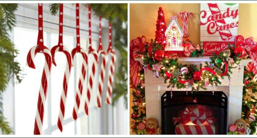 Candy Christmas Decorations Sweeten Your Home